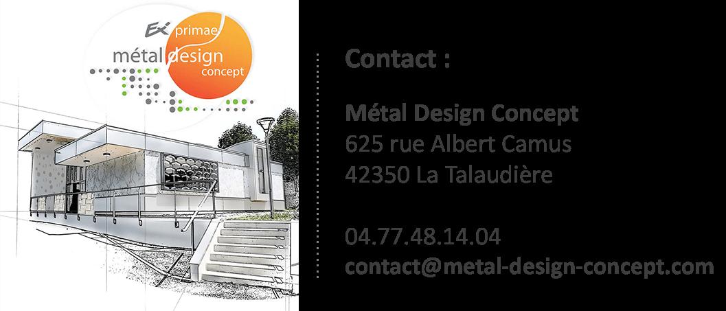 Contact Metal Design Concept