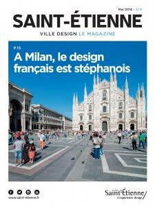 magazine municipale de saint Etienne